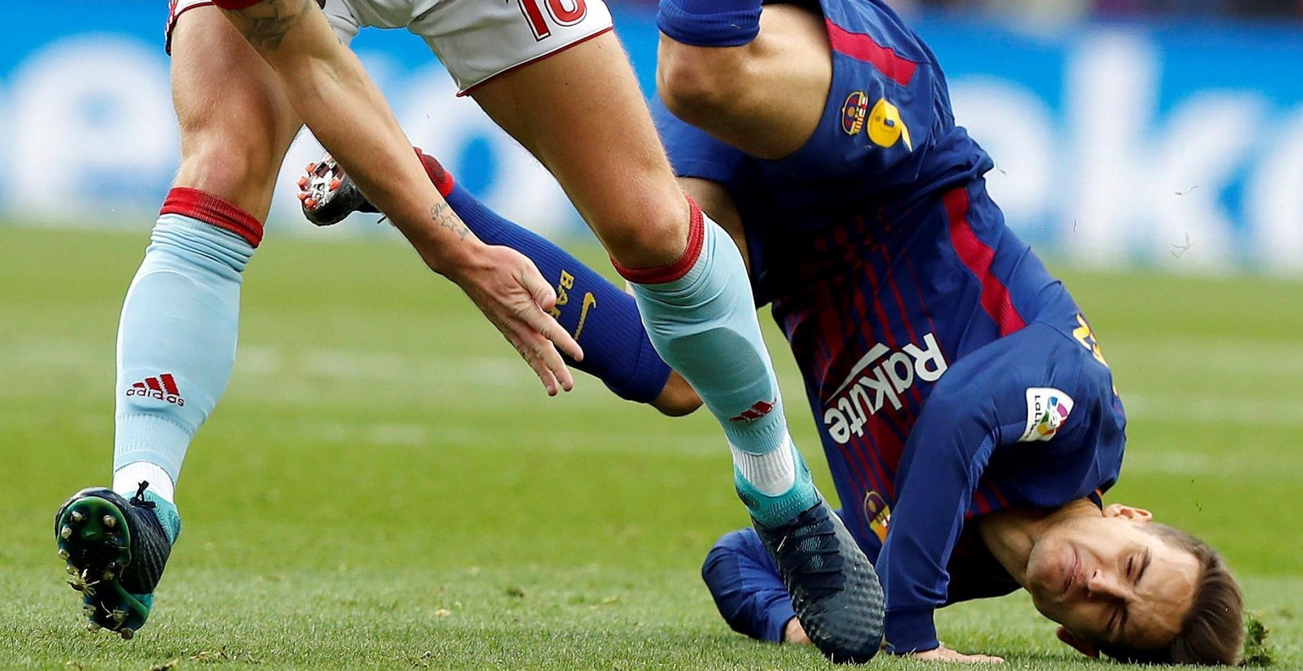 El Barça tropieza ante el Celta y vuelve a abrir la Liga
