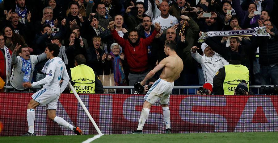 Cristiano rescata al Real Madrid de la UVI