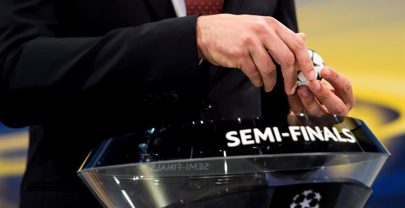 El Real Madrid se cita con el Bayern en las semifinales de la Champions