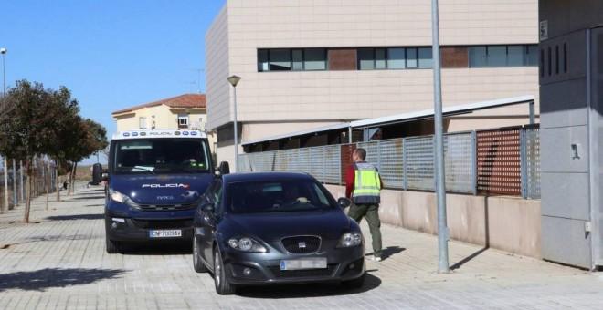 Una veintena de detenidos en una operación policial contra el amaño de partidos