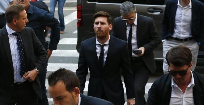 Messi, imputado en Argentina por presunto blanqueo de dinero de su fundación