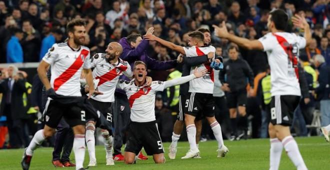River Plate gana a Boca Juniors y se proclama campeón de la Copa Libertadores