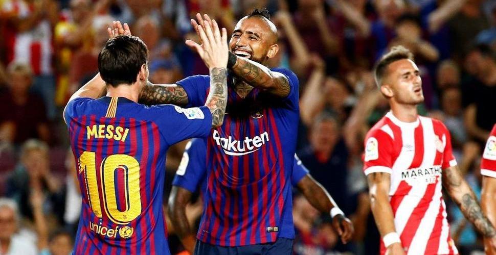 El Barcelona renuncia a jugar en Miami