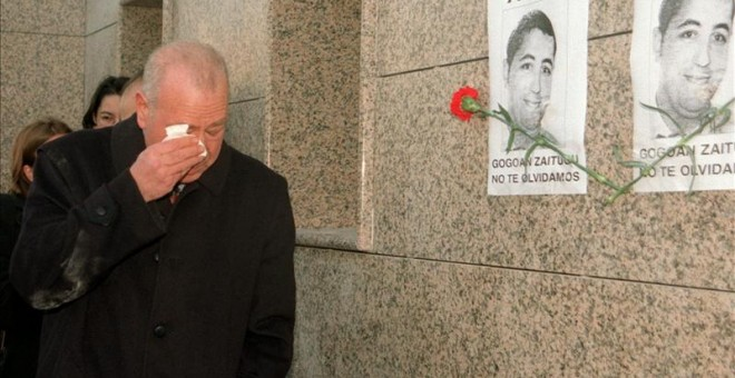 Prisiones suspende el tercer grado al neonazi que mató a Zabaleta