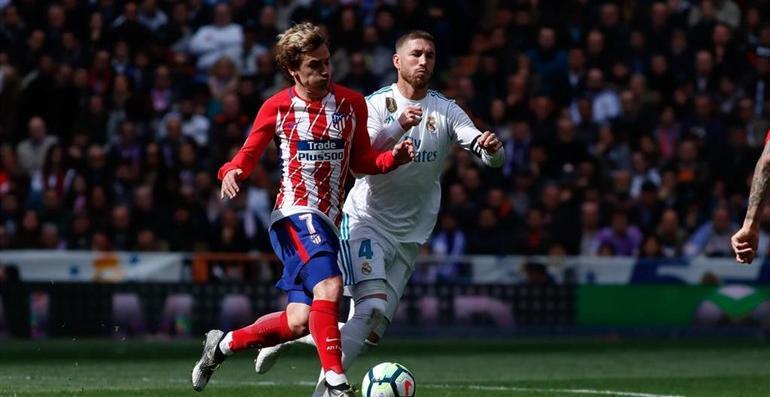 El Real Madrid gana cómodamente a un Atlético desbordado
