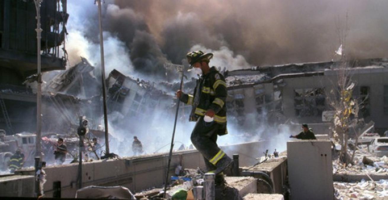 La enfermedad de los bomberos que estuvieron en el 11S
