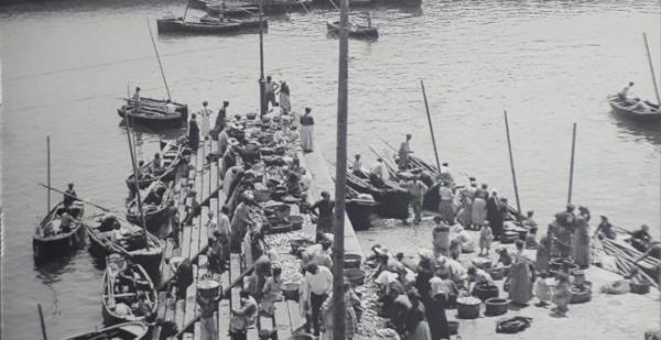 La vida de las mujeres de Lekeitio está ligada a su puerto