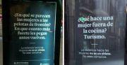 Críticas al Ayuntamiento de Zamora por utilizar chistes machistas en una campaña contra la violencia de género