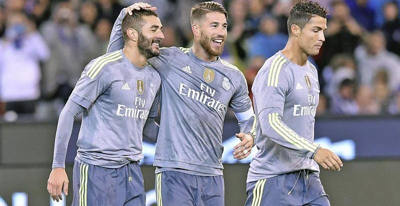 El Real Madrid libera su potencial ante el Manchester City