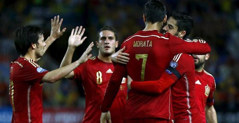 España tendrá en Italia su mayor escollo camino a Rusia 2018