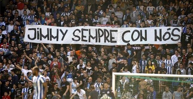 La Audiencia de Madrid reabre la causa por la muerte del ultra del Dépor 'Jimmy'