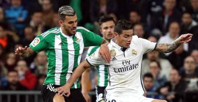 El Real Madrid confirma el fichaje del bético Dani Ceballos