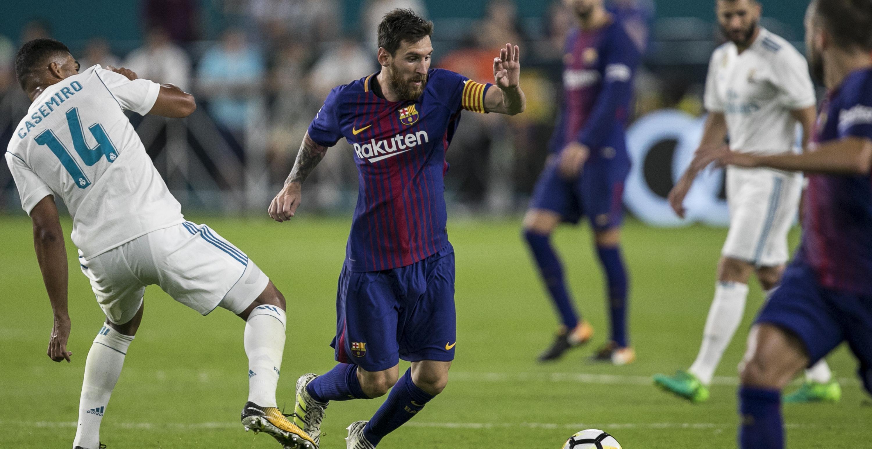 El Barça se lleva el primer clásico de la temporada en Miami