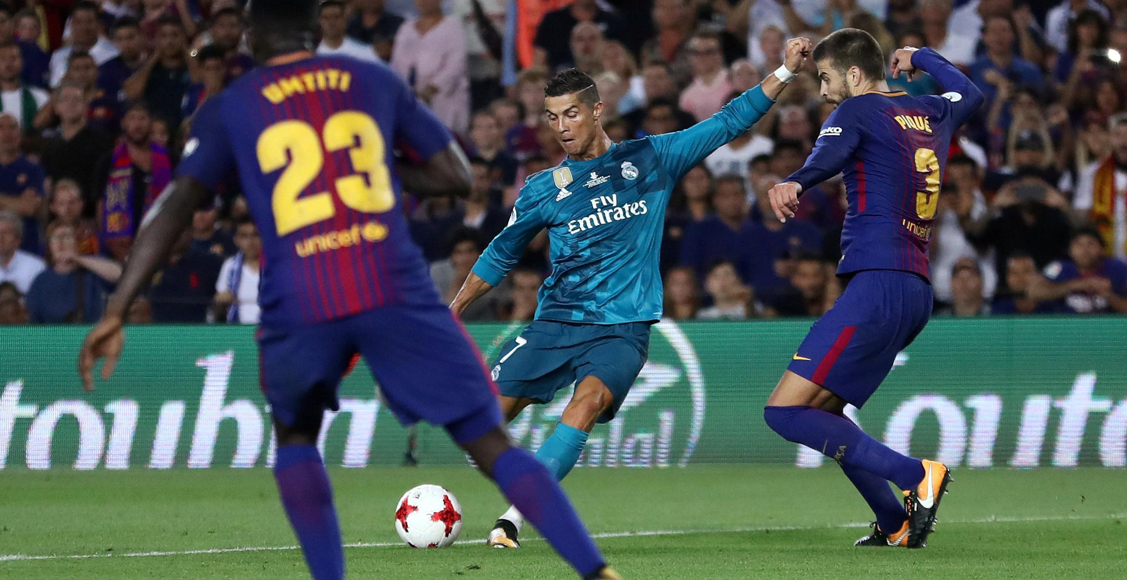 Cristiano y Asensio dinamitan el 'Clásico' con dos golazos