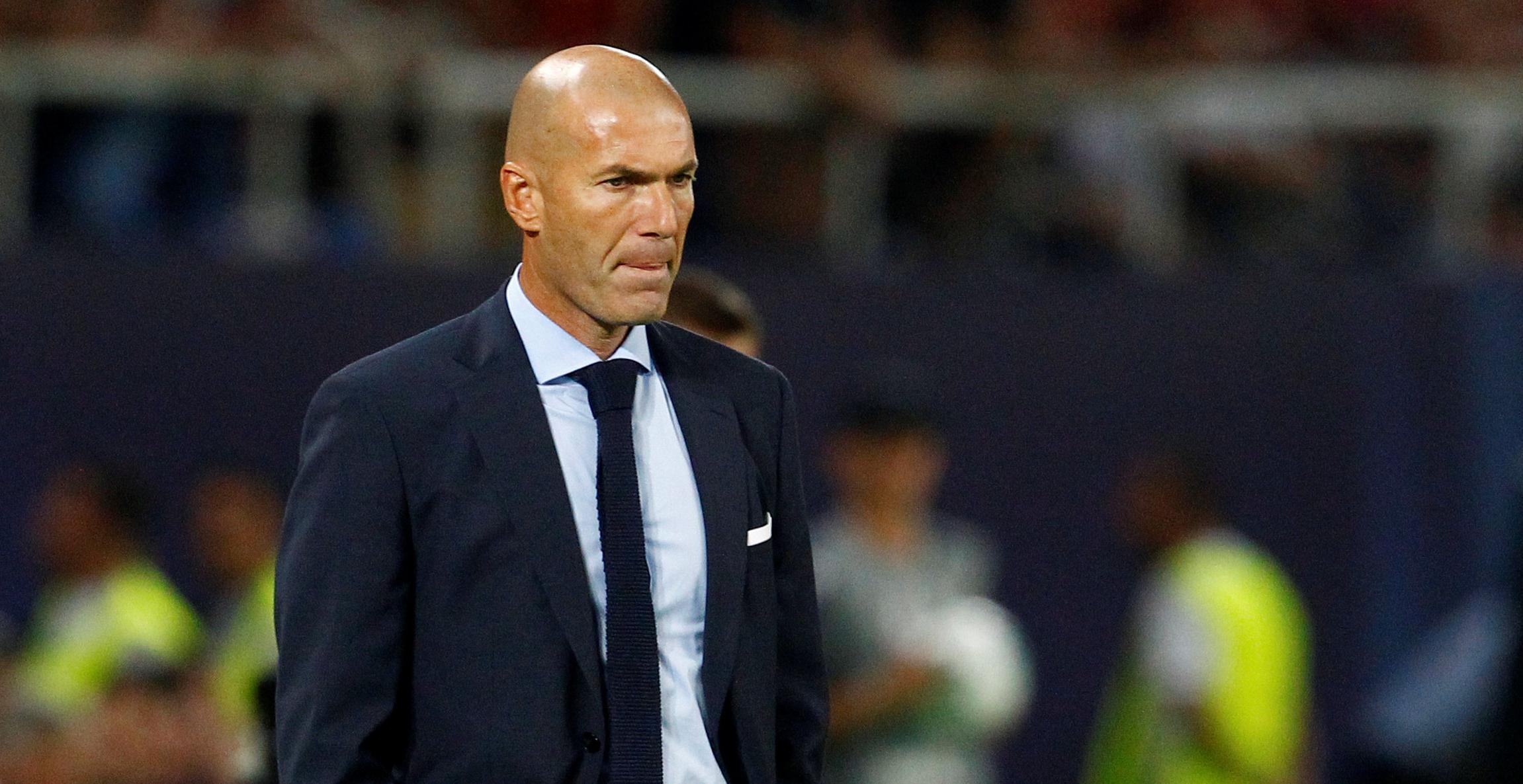 Zidane, expedientado y multado por criticar la sanción de Cristiano Ronaldo