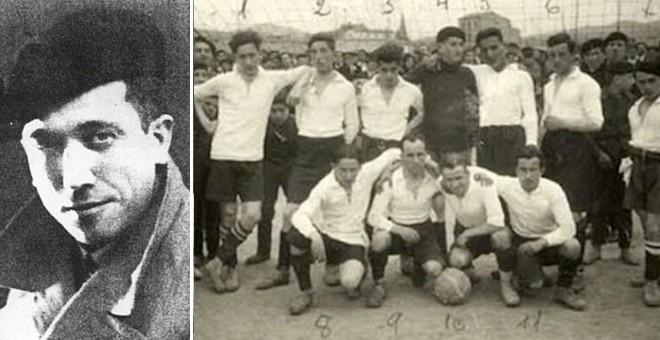 Eladio Zilbeti, el fundador de Osasuna que Franco asesinó