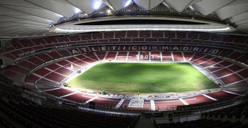El Wanda Metropolitano acogerá la final de la Champions de 2019