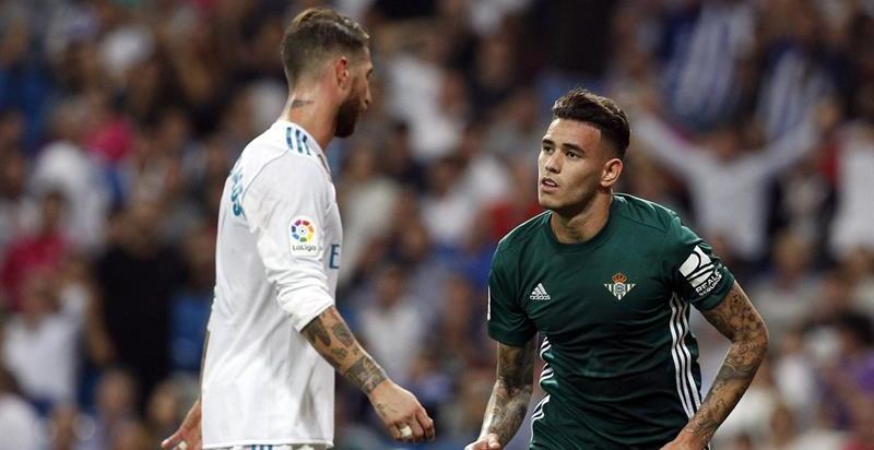 El Betis toma el Bernabéu mientras Atlético y Sevilla suman nuevas victorias