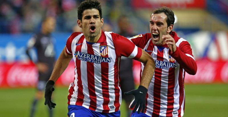 Acuerdo del Atlético con el Chelsea para el regreso de Diego Costa