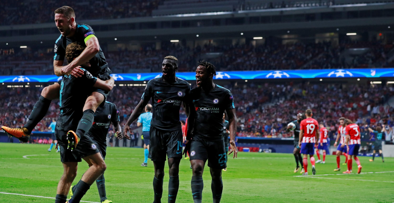 El Chelsea se lleva la victoria del Wanda Metropolitano en el descuento