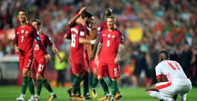 Portugal y Francia sacan billete al Mundial
