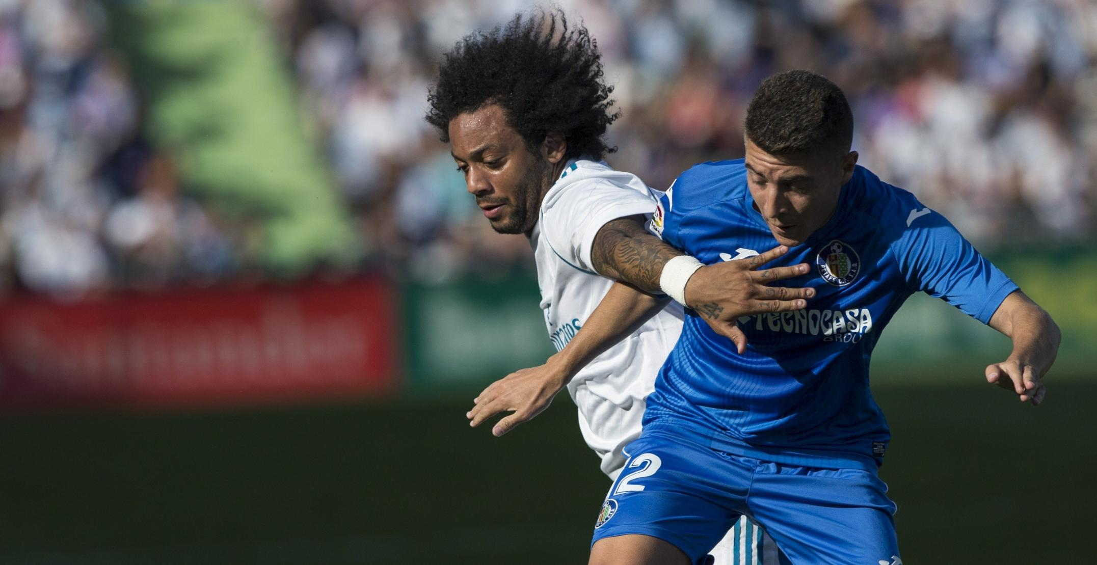 La Fiscalía se querella contra el futbolista Marcelo por un fraude fiscal de 491.000 euros