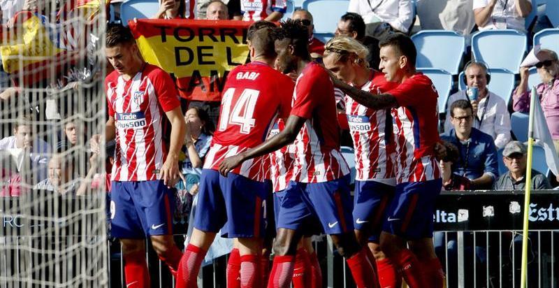Gameiro rescata al Atlético de otro mal partido