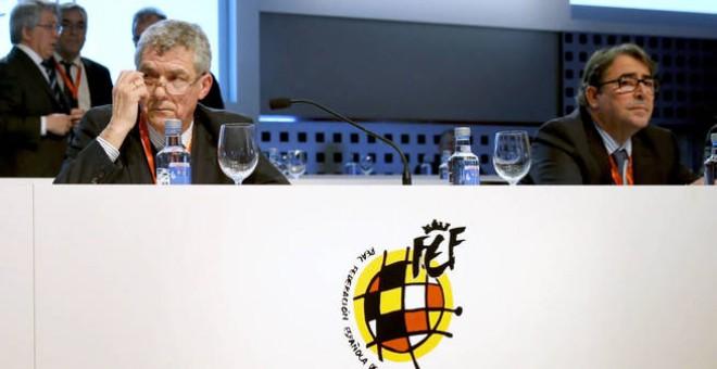 El PSOE denuncia ante Hacienda la organización que presidía Villar por no pagar impuestos