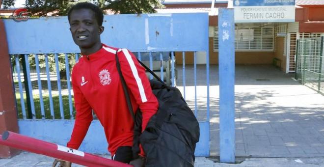 El futbolista ghanés que pasó de ser campeón del mundo a utillero en el CF Fuenlabrada