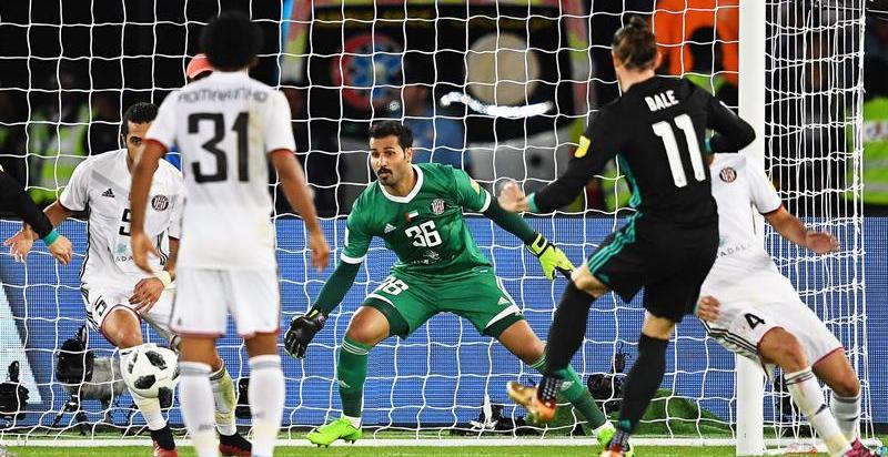 El Real Madrid pasa a la final del Mundial de Clubes tras remontar con un tanto de Bale