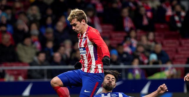 El Atlético denuncia al Barcelona ante la FIFA por contactar con Griezmann para ficharle