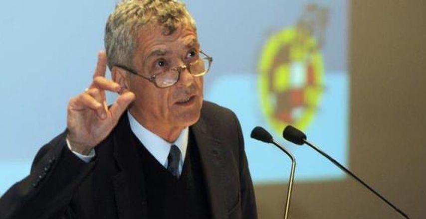 Ángel María Villar, destituido como presidente de la RFEF por el TAD
