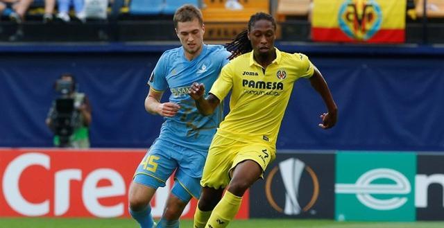 La Guardia Civil detiene al futbolista del Villarreal Rubén Semedo
