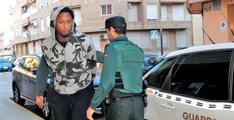 Prisión provisional sin fianza para el jugador del Villarreal Rubén Semedo