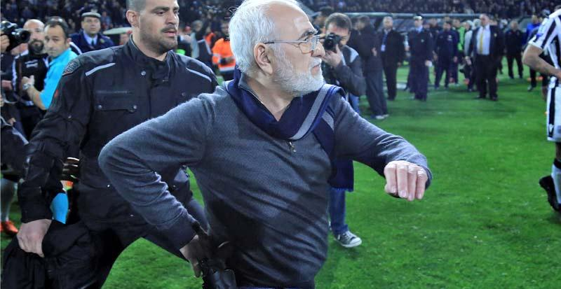 Grecia suspende la liga de fútbol de forma indefinida tras los últimos casos de violencia