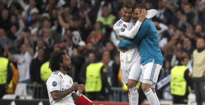 El Madrid elimina al Bayern y jugará su tercera final consecutiva de Champions