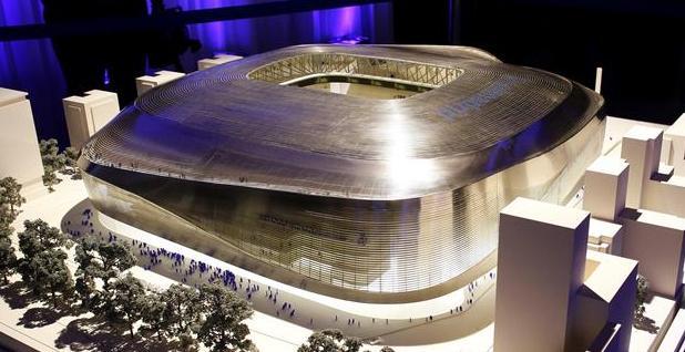 ACS no participará en la remodelación del Santiago Bernabéu, que costará 400 millones