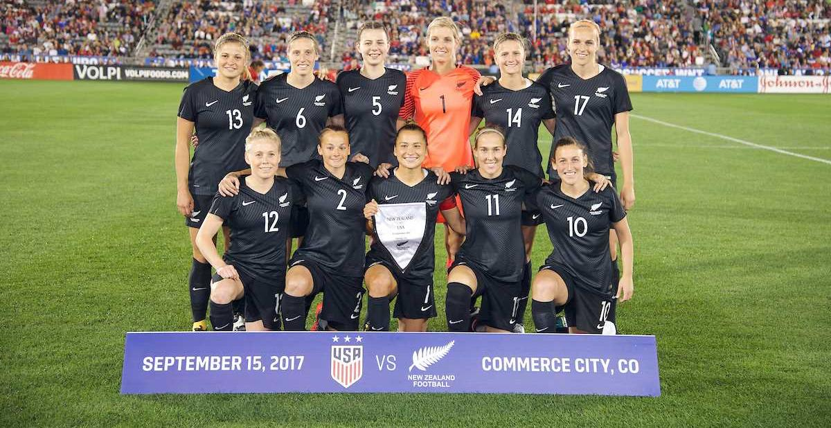 Nueva Zelanda logra un hito en igualdad: la selección femenina de fútbol cobrará lo mismo que la masculina