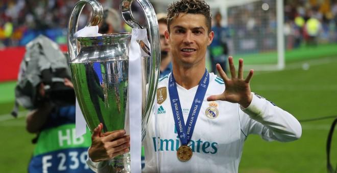 "Cristiano agua la victoria e insinúa que se va: ""Fue muy bonito estar en el Real Madrid"""