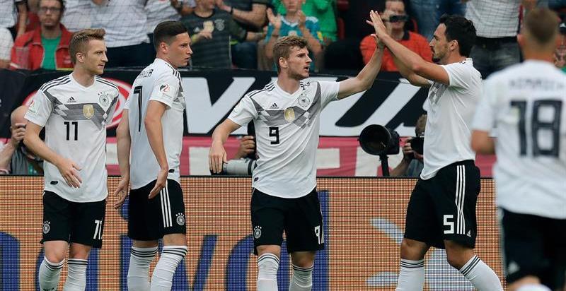 El mercado pronostica que Alemania ganará el Mundial, con Brasil y España al quite