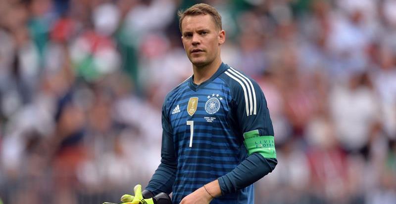 La FIFA abre un procedimiento contra la Federación Mexicana por cánticos homófobos contra Neuer