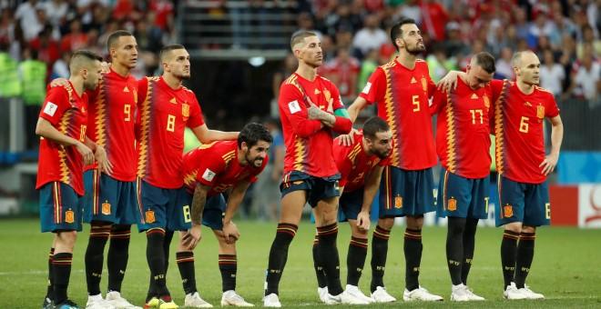 España, eliminada del Mundial