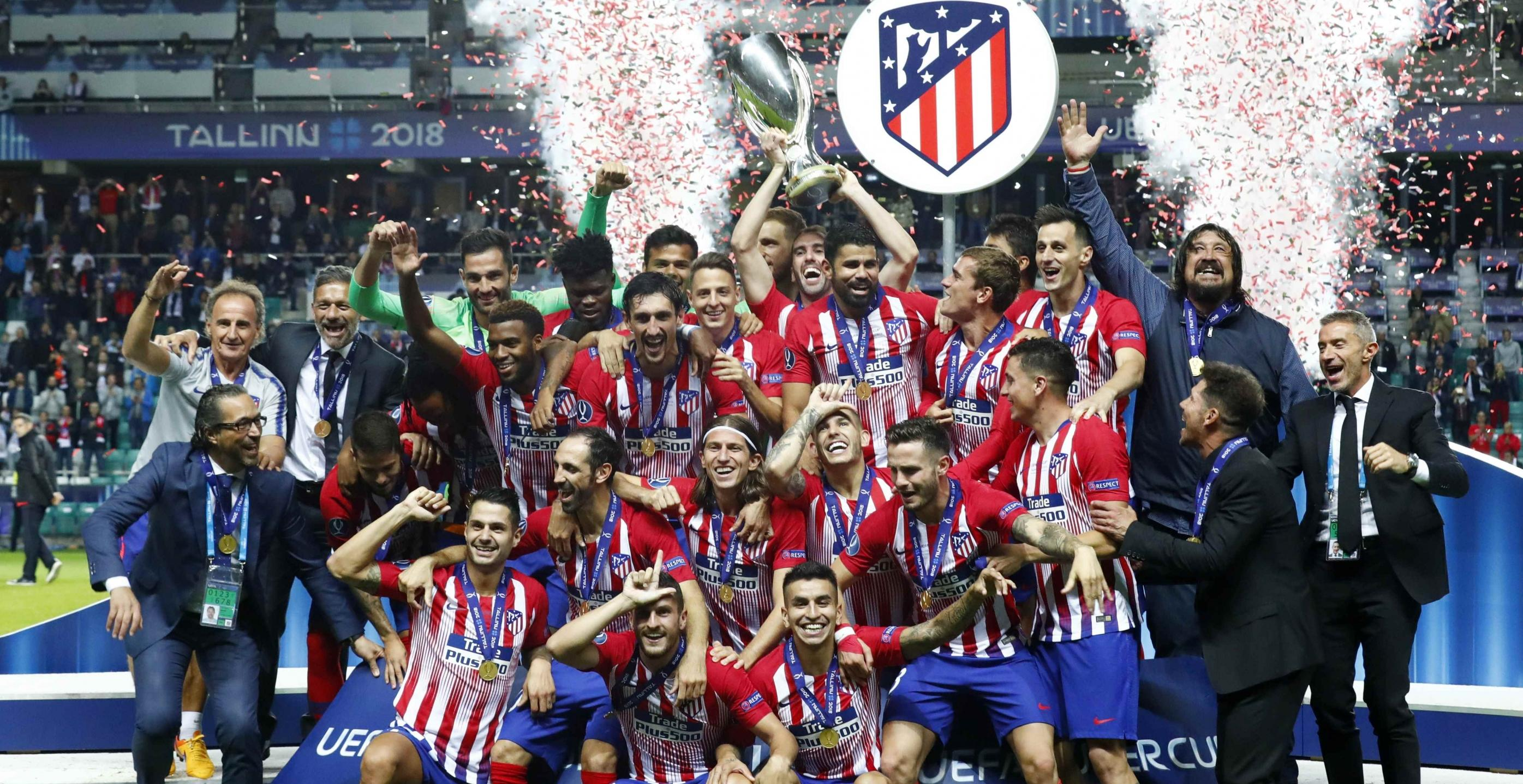 El Atlético se desquita en la prórroga