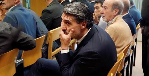 Caminero evita la cárcel tras pagar 20.000 euros por un delito de blanqueo de capitales procedente del narcotráfico