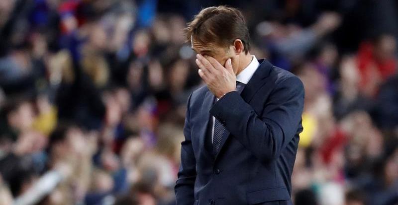 El Real Madrid destituye a Lopetegui y nombra a Solari como nuevo entrenador