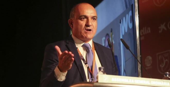 Detenido el vicepresidente de la Federación Española de Fútbol, Andreu Subies