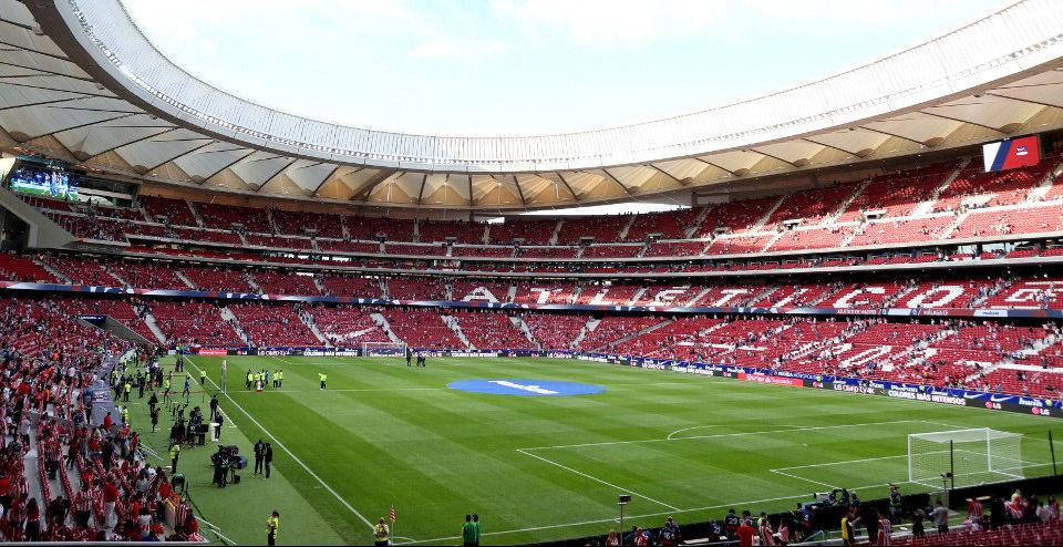 El Atlético de Madrid hipoteca el Wanda para refinanciar su deuda con Carlos Slim
