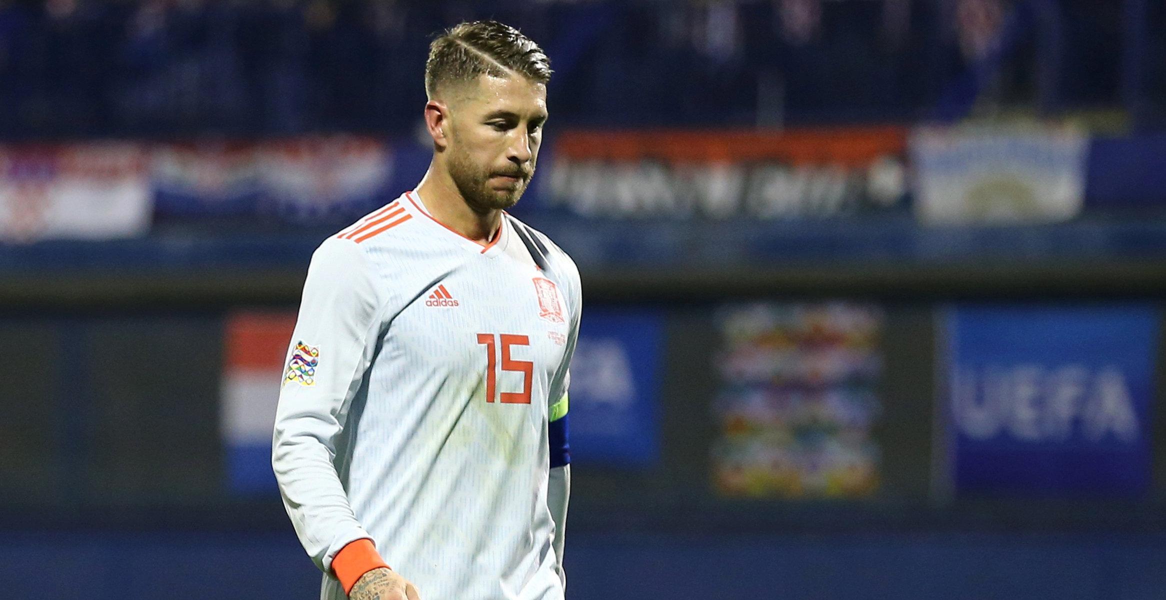 Sergio Ramos incumplió dos veces las normas antidopaje, según 'Football Leaks'
