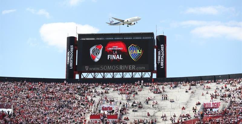 El Gobierno da el visto bueno a que el Bernabéu acoja la final de la Libertadores