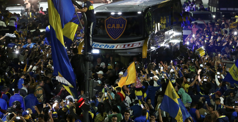 La Policía devuelve a Argentina a uno de los cabecillas de la barra brava de Boca